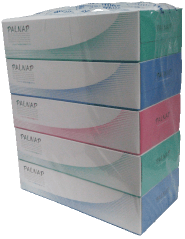 イデシギョー スリムパルナップ 400枚(200組) 5箱入り